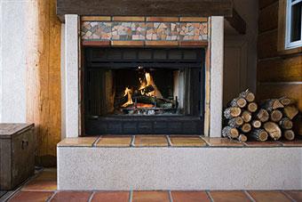 wood-burning